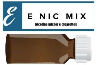 e liquid nicotine basis