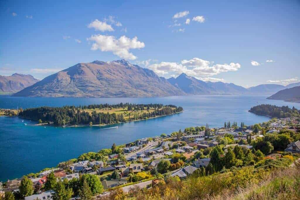 Landelijk nieuw Zeeland