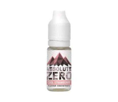 Absolute zero aardbei aroma