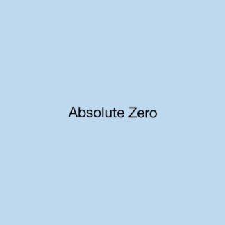 Absolute zero Aroma's