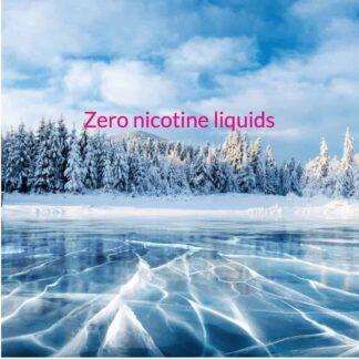 E liquid zonder nicotine