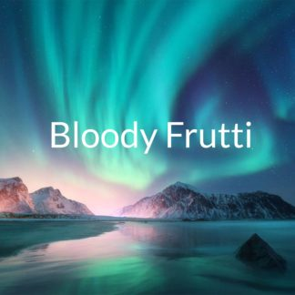 Bloody frutti liquideo