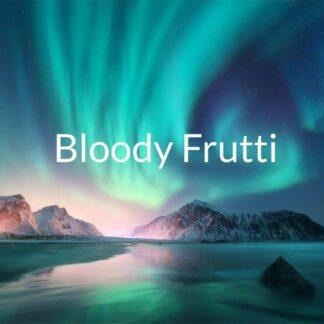 Bloody frutti liquideo
