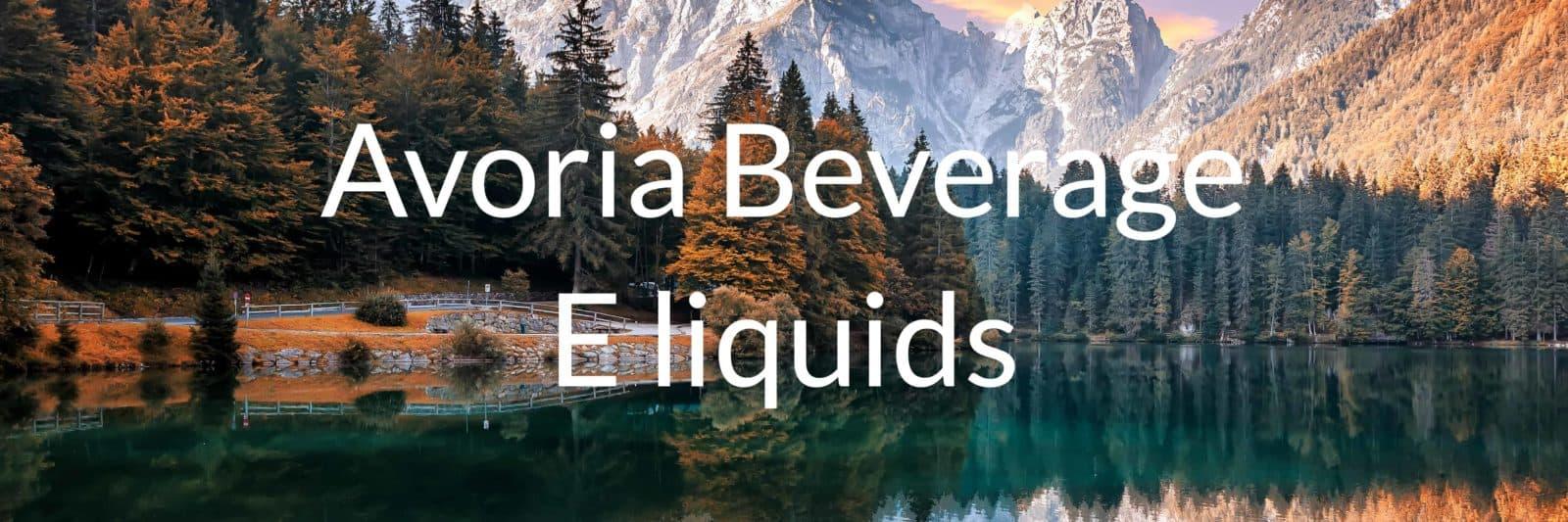 Avoria beverage liquids