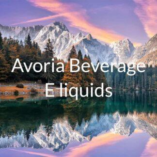 Avoria beverage e-liquids