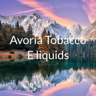 Avoria tobacco e-liquids