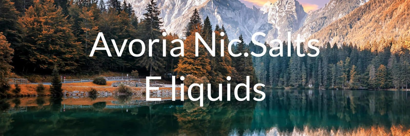 Avoria nic salts liquid