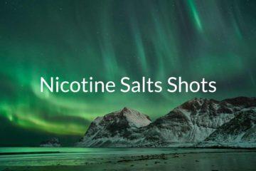 shots salt nicotine