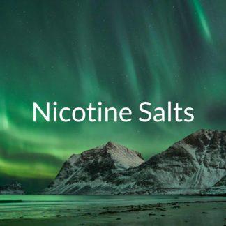 Nicotine salts kopen ? Wat zijn de voordelen ?